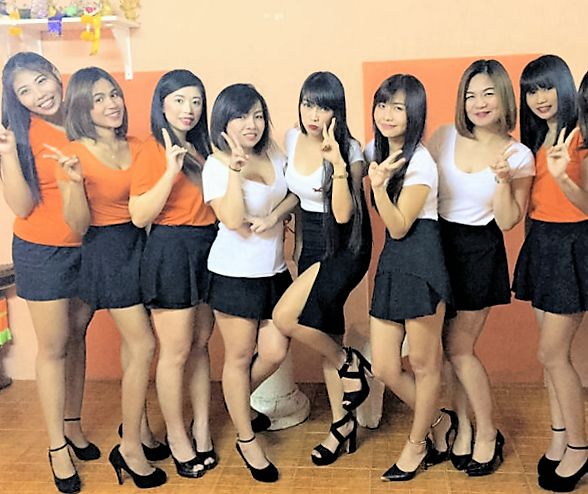 Available ladies working in Orange Massage
