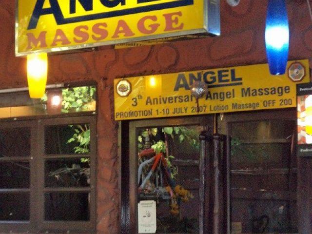 Angel Massage