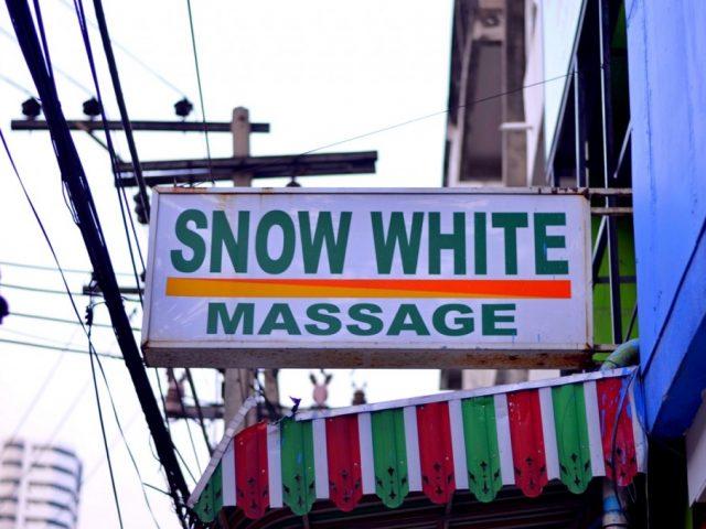 Snow White Massage