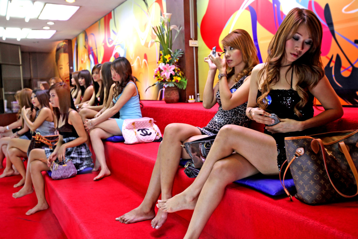 Massage Parlors | Guest Friendly Hotels of Thailand